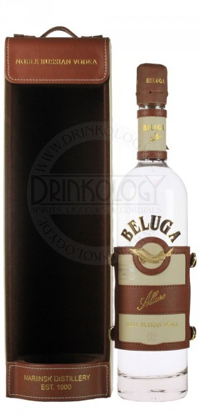 Beluga Allure Vodka 0,7L 40%