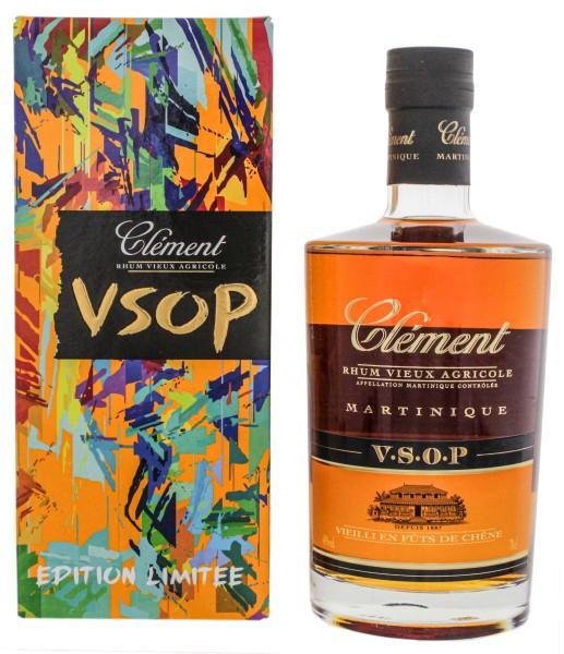 Clement Rhum Vieux VSOP 0,7L 40%