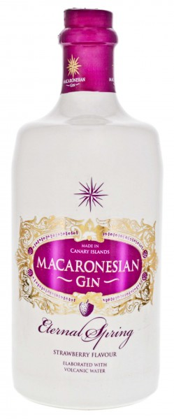Macaronesian Gin Eternal Spring Strawberry 0,7L 37,5%