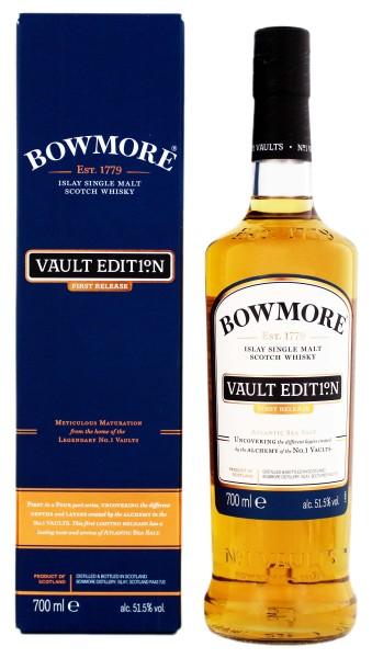 Bowmore Vault Edition No.1 - 0,7L - 51,5%