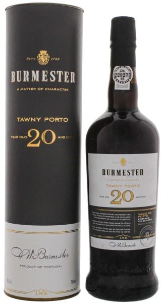 Burmester Tawny Port 20 Jahre