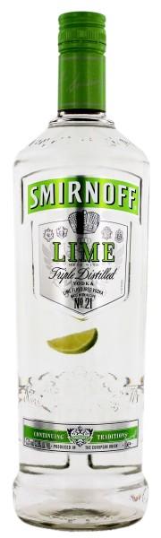 Smirnoff Vodka Lime