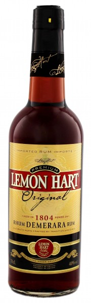 Lemon Hart Rum Original 0,7L