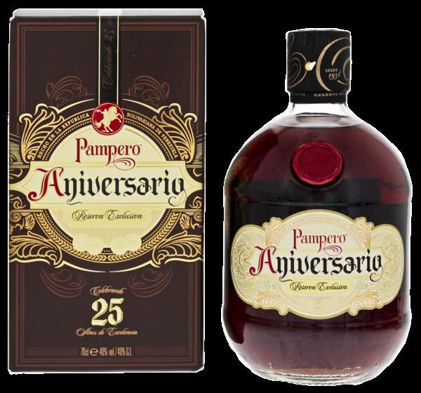 Pampero Rum Aniversario 0,7L 40%