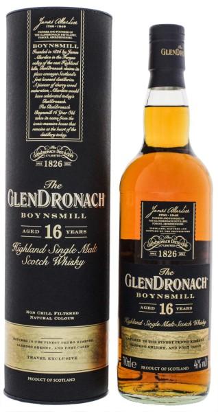 Glendronach 16YO Boynsmill Highland Single Malt Scotch Whisky 0,7L 46%