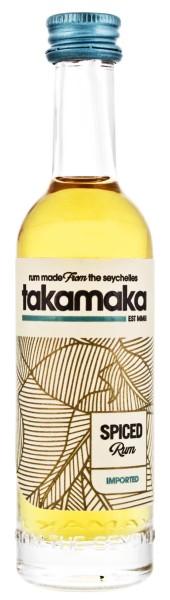 Takamaka Spiced Miniatur 0,05L 38%