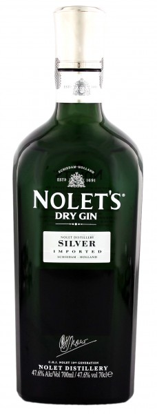 Nolet?s Dry Gin Silver
