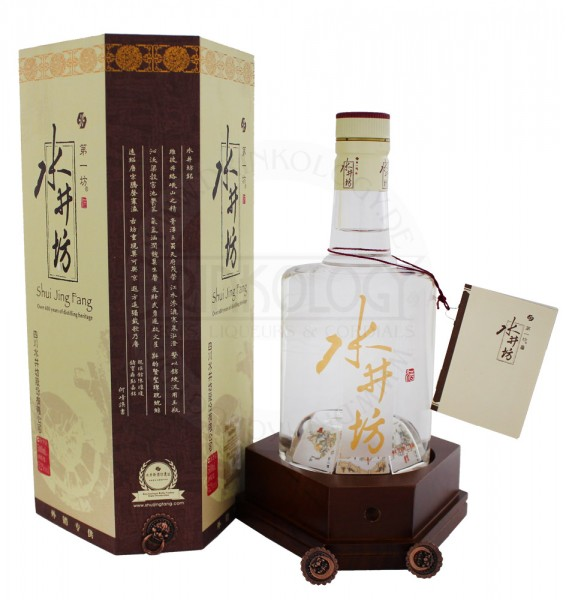 Shui Jing Fang Wellbay Whisky 0,5L 52%