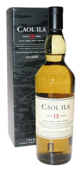 Caol Ila Single Malt Whisky 12 Years Old 0,2L 43%