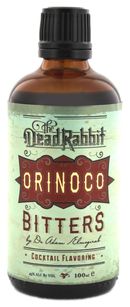 Dr Elmegirab The Dead Rabbit Orinoco Bitters