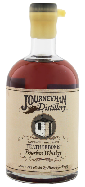 Journeyman Featherbone Bourbon Whiskey