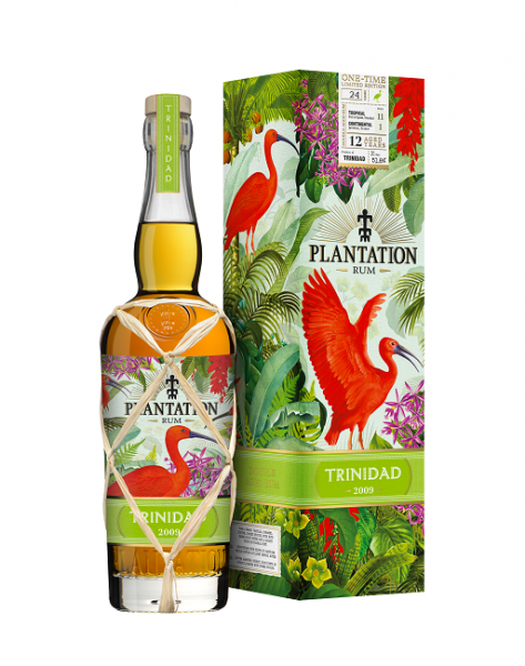 Plantation Rum Trinidad 2009 One Time Limited Edition 0,7L 51,8%