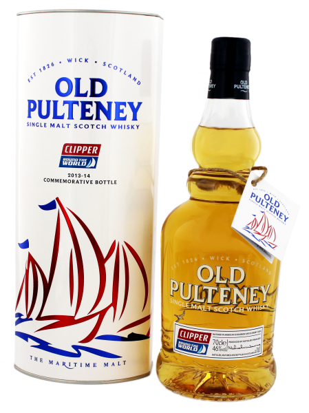 Old Pulteney Single Malt Whisky 'Clipper' 0,7L 46%