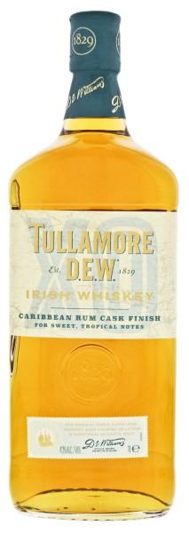 Tullamore Dew XO Caribbean Rum Cask Finish 1,0L 43%