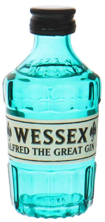 Wessex Alfred the Great Gin Miniatur 0,05L 41,3%