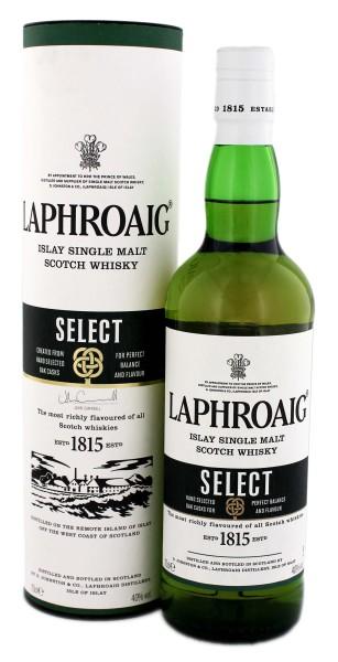 Laphroaig Single Malt Select Whisky 0,7L 40%