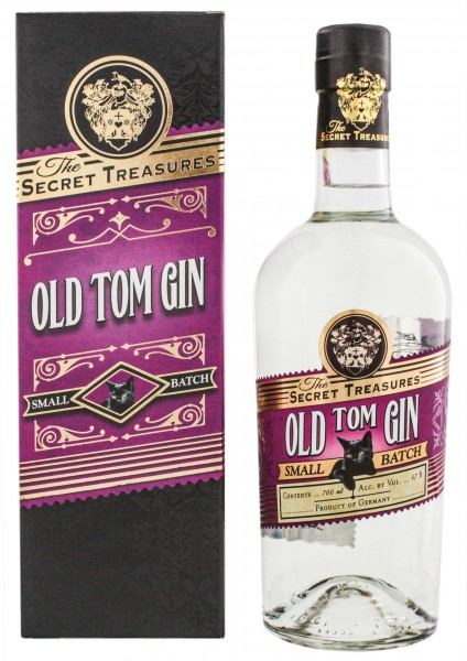 Secret Treasures Gin Old Tom Style 0,7L 47%