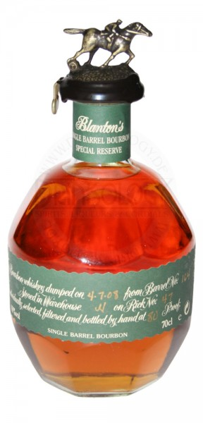 Blantons Special Reserve Bourbon Whiskey