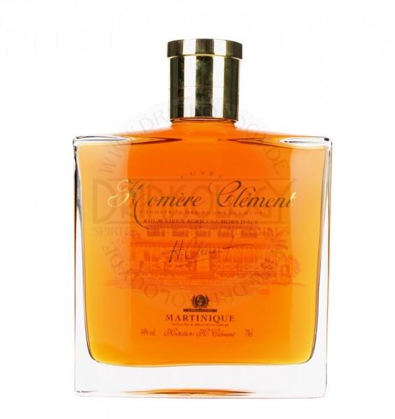 Clement Rhum Vieux Cuvee Homere, 0,7 L, 44%