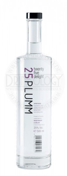 Twenty Five Delight 25 Plumm, 0,5 L, 25%