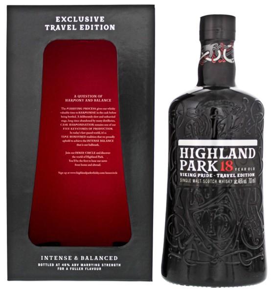 Highland Park Single Malt Whisky 18 Jahre Viking Pride 0,7L 46%