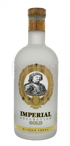 Imperial Collection Gold Vodka 0,7L 40%