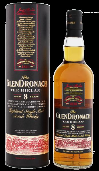 The Glendronach 8 Jahre The Hielan