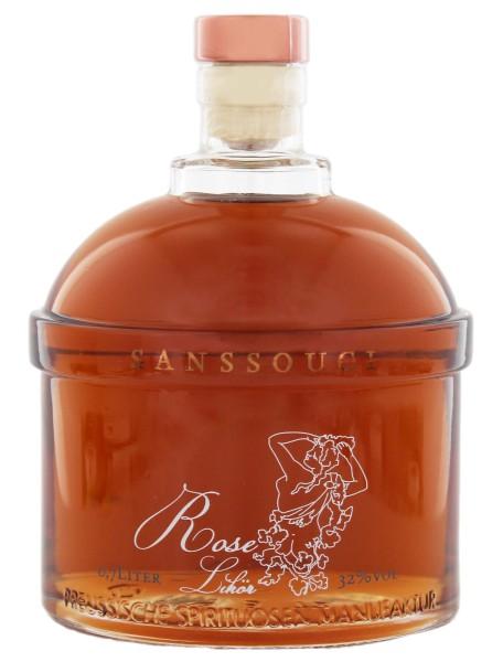 Sanssouci Rose Liqueur 0,7L 32%