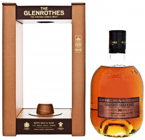 The Glenrothes Oldest Reserve 0,7L 43%