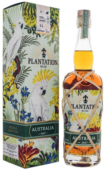 Plantation Rum Australia 2007 One Time Limited Edition 0,7L 49,3%