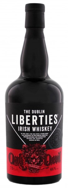 The Dublin Liberties Oak Devil Irish Whiskey