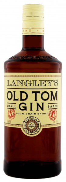 Langleys Old Tom Export Strength Gin