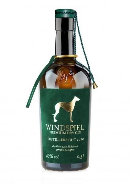 Windspiel Premium Dry Gin Distillers Cut 2020 0,5L 47%