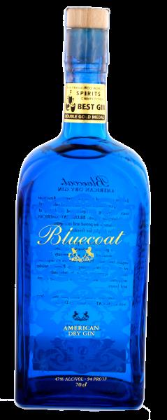Bluecoat American Dry Gin 0,7 L 47%