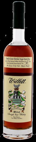 Willett Family Estate Rye Whiskey 7 Jahre, 0,75 L, 57,2%