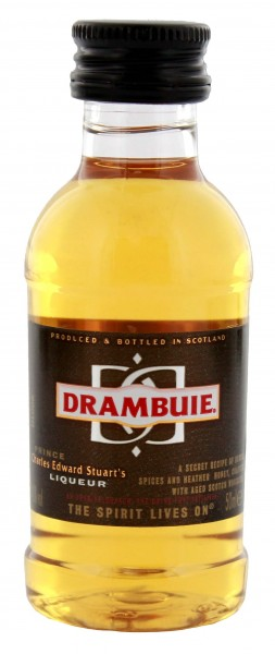 Drambuie Miniatures PET