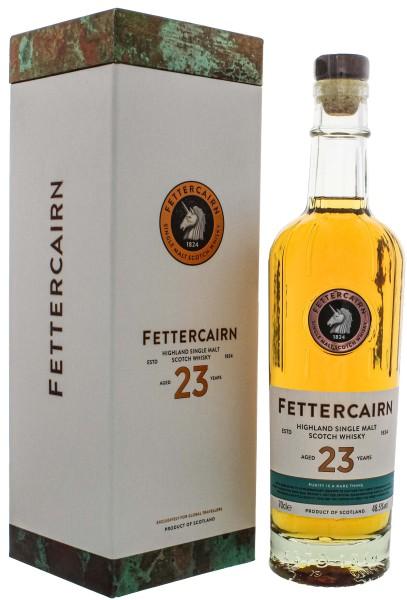 Fettercairn 23 Jahre Single Malt Whisky 0,7L 48,5%