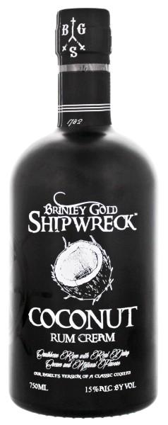 Brinley Gold Coconut Cream 0,7L 15%