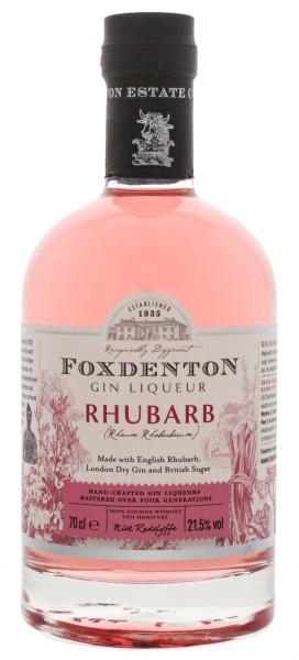 Foxdenton Rhubarb 0,7L 21,5%