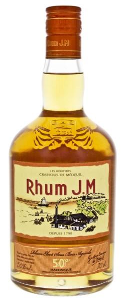 J.M. Rhum Eleve Sous Bois, 0,7 L, 50%
