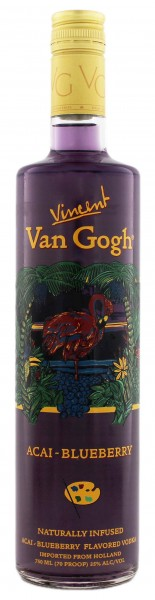 Van Gogh Vodka Acai-Blueberry