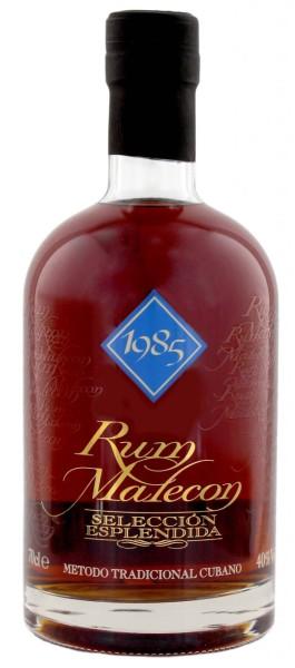 Malecon Rum Esplendida 1985