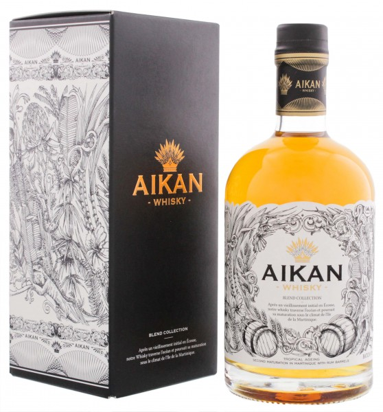 Aikan Whisky Blend Collection Batch 2 0,5L 43%