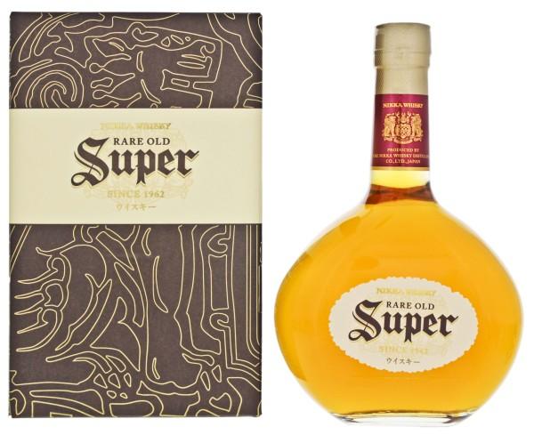 Nikka Super Rare Old Whisky 0,7L 43%