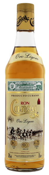Caney Rum Oro Ligero 5 Years Old, 0,7 L, 38%