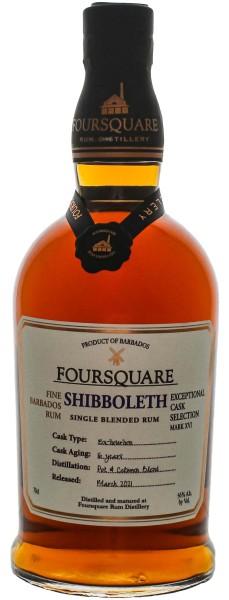 Foursquare Rum Shibboleth 16 Jahre 0,7L 56%