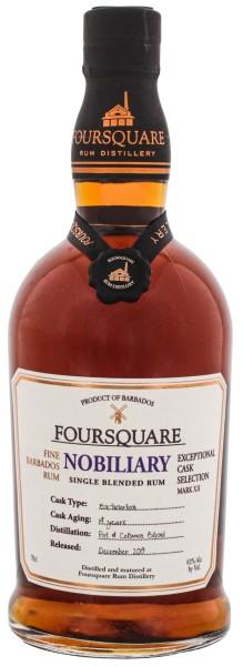 Foursquare Barbados Rum Nobiliary 14 Jahre 0,7L 62%