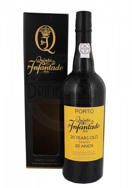 Quinta do Infantado Port 20 Jahre
