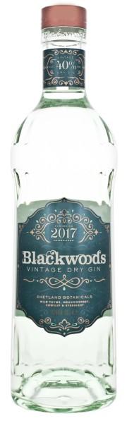 Blackwood`s Vintage Dry Gin 0,7L 40%
