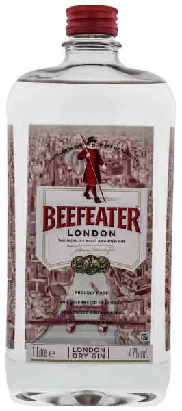 Beefeater London Dry Gin PET